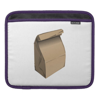Sack Lunch Sleeve For iPads