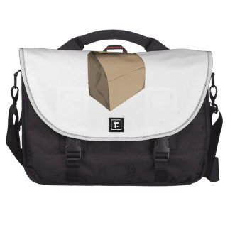 Sack Lunch Commuter Bag
