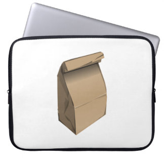 Sack Lunch Laptop Computer Sleeve