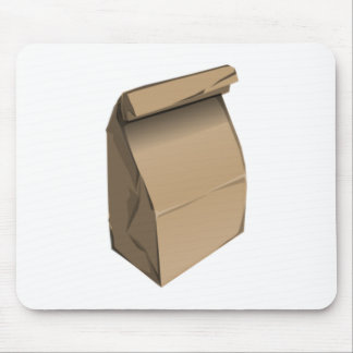 Sack Lunch Mouse Pads