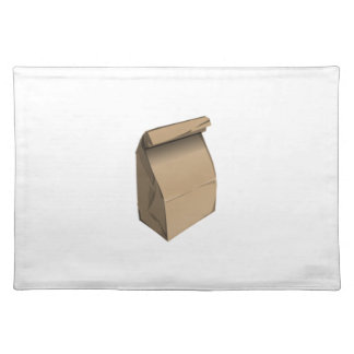 Sack Lunch Placemats