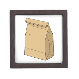 Sack Lunch Premium Gift Boxes