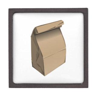 Sack Lunch Premium Trinket Boxes