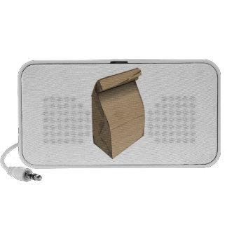 Sack Lunch Laptop Speaker