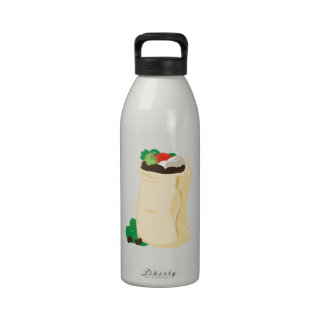 Sack Of Beans Water Bottles