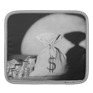 Sack of Money iPad Sleeve
