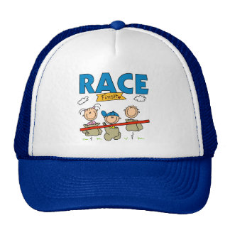 Sack Race Trucker Hat