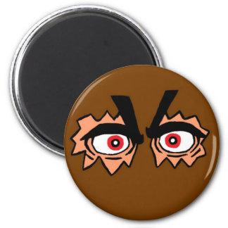Sack s Eyes Magnet