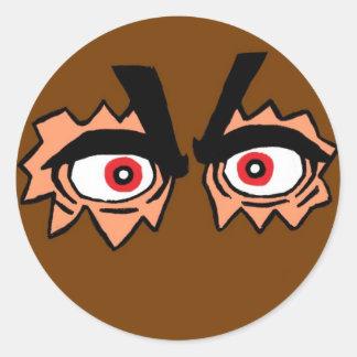 Sack s Eyes Sticker