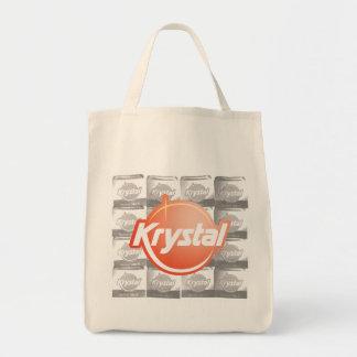Sackful de Krystals Bolsa Tela Para La Compra