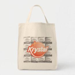 Sackful of Krystals Tote Bag