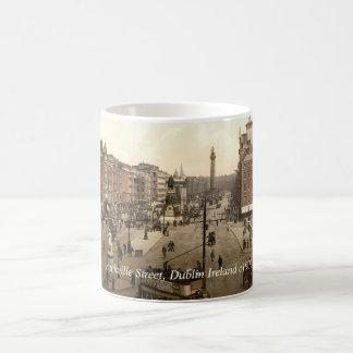 Sackville Street, Dublin Ireland c1900 Coffee Mug