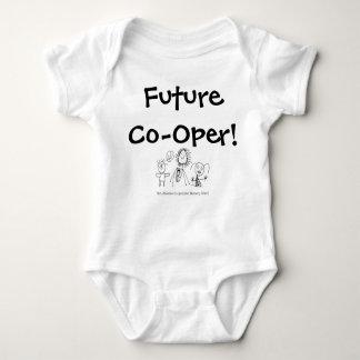SACNS Future Co-Oper Pride! Baby Bodysuit