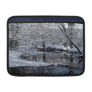 Saco River New Hampshire Macbook Air Case