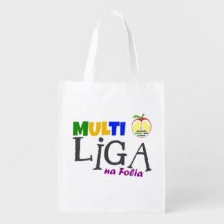 Sacola CARNIVAL Grocery Bag