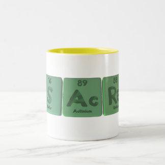 Sacra-S-Ac-Ra-Sulfur-Actinium-Radium.png Two-Tone Coffee Mug