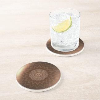 Sacral Chakra Drinks Coaster