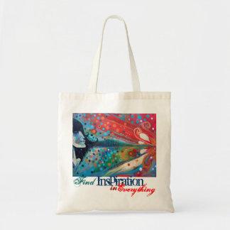 """""""Sacral Immersion"""" Original Artwork Tote Bag"""