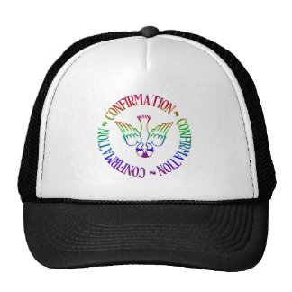 Sacrament of Confirmation - Descent of Holy Spirit Trucker Hat