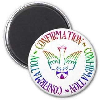 Sacrament of Confirmation - Descent of Holy Spirit Magnet