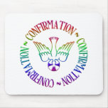 Sacrament of Confirmation - Descent of Holy Spirit Mouse Pad