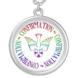 Sacrament of Confirmation - Descent of Holy Spirit Necklaces