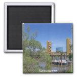 sacramento 2 inch square magnet