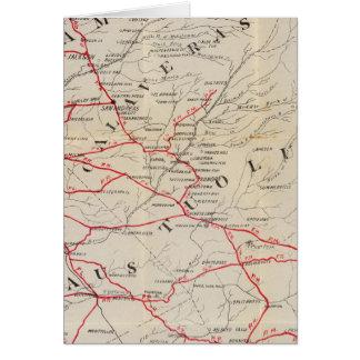 Sacramento, Amador, Calaveras, San Joaquin Cards