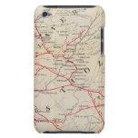 Sacramento, Amador, Calaveras, San Joaquin iPod Touch Cover