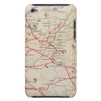 Sacramento, Amador, Calaveras, San Joaquin iPod Touch Covers