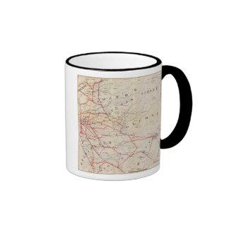 Sacramento, Amador, Calaveras, San Joaquin Coffee Mug
