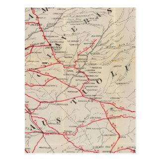 Sacramento, Amador, Calaveras, San Joaquín Postales