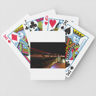 Sacramento Bicycle Playing Cards