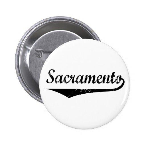 Sacramento Button