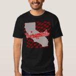 Sacramento, Ca (916) -- Camiseta Polera