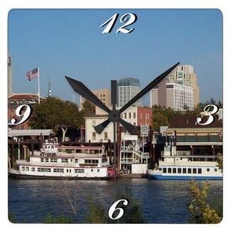 Sacramento, CA Clock