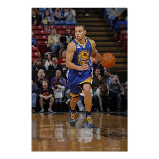 SACRAMENTO, CA - FEBRUARY 4: Stephen Curry #30 Poster