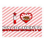 Sacramento, CA Post Card