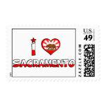 Sacramento, CA Postage Stamps