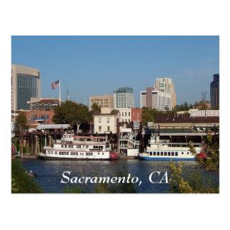 Sacramento, CA Postcard