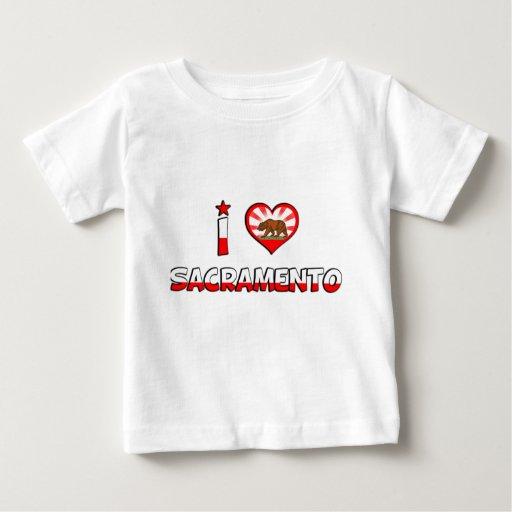 Sacramento, CA Tshirts