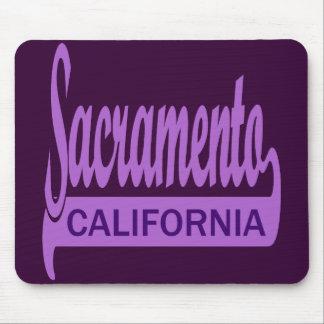 Sacramento, California Mouse Pad
