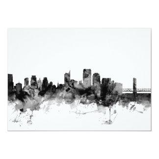 Sacramento California Skyline Card