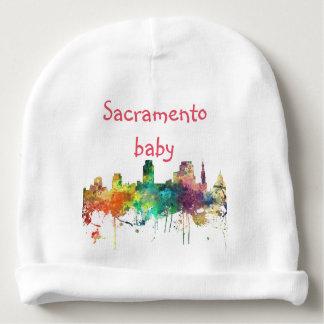 SACRAMENTO, CALIFORNIA SKYLINE SP - BABY BEANIE