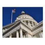 Sacramento California State Capitol Postcard
