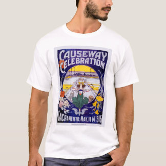 Sacramento Causeway Celebration T-Shirt