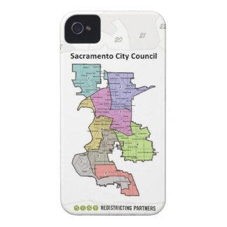 Sacramento Council iPhone 4 Covers