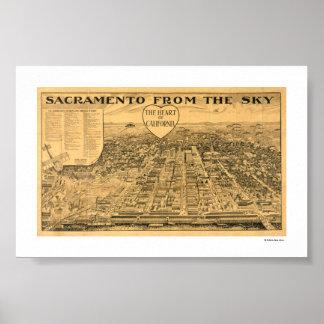 Sacramento del cielo, poster 1923
