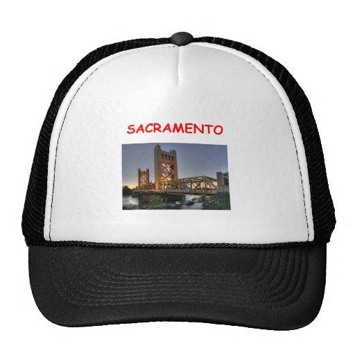 Sacramento Gorras