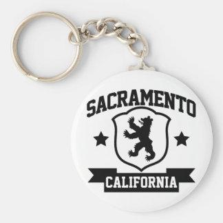 Sacramento Heraldry Keychain